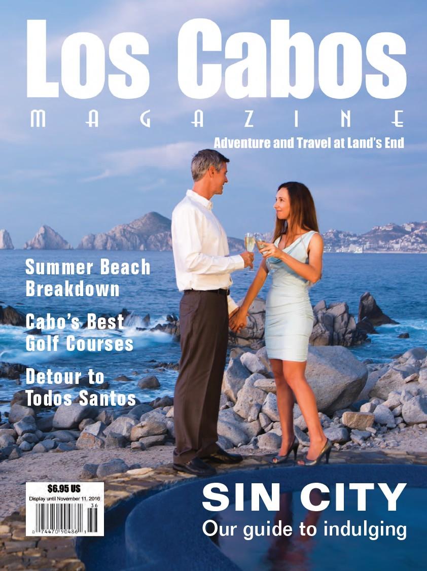 Los Cabos Magazine - Issue #44