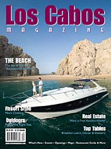 Los Cabos Magazine Issue 17 - Summer 2008