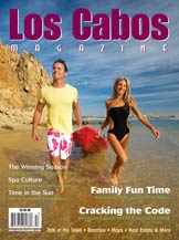 front cover - los cabos magazine issue 26 - summer 2011