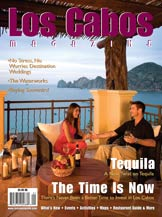 front cover - los cabos magazine issue 21 - winter 2009/10