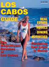 cover - los cabos guide magazine - issue 02 - fall 1994