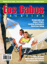 los cabos magazine - cover issue 08 - 2003