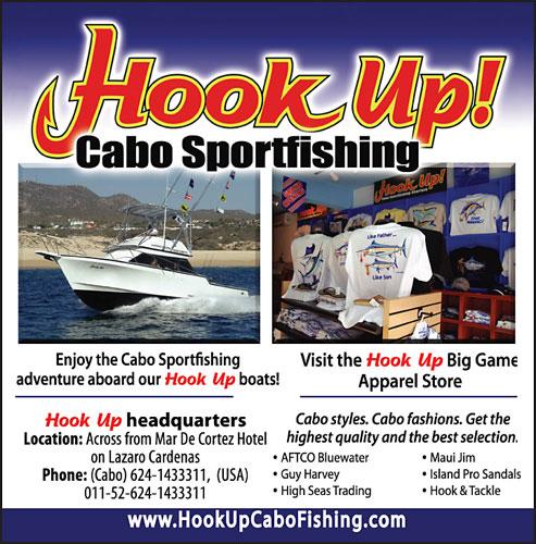 Hookup sportfishing