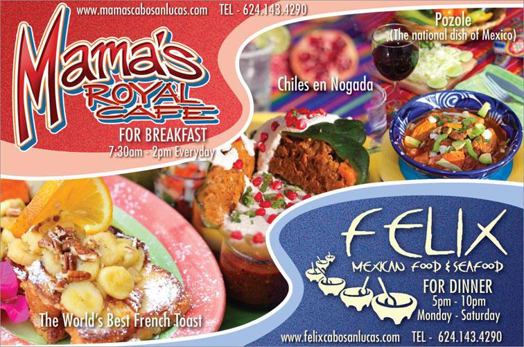 Mama S Royal Cafe