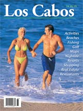 cover - los cabos guide magazine issue 05 -spring 1998