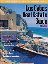 cover - los cabos real estate guide - summer 1993