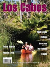front cover - los cabos magazine issue 13 - summer 2007