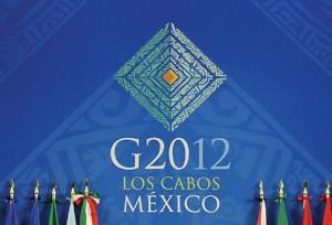 G20 Logo Los Cabos