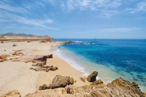 Playa Las Viudas, Widow's Beach, Cabo San Lucas