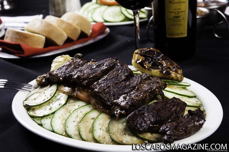 La Pampa Argentinian Steak House, Cabo San Lucas, Mexico