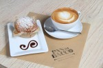 White Chocolate – Panettone with Chiapas Organic Latte  Coffee.