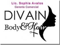 Divain Body & Hair