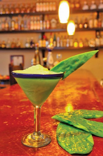 Nopal Margarita