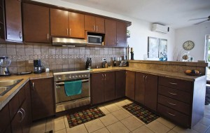 Kitchen at La Buena Vida Los Cabos