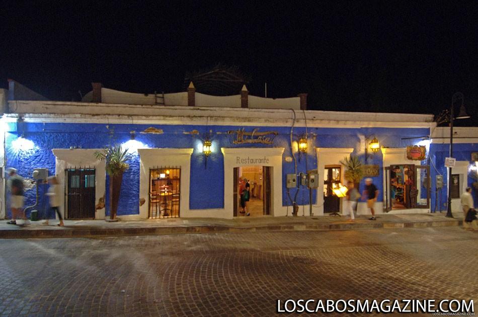 Mi casa restaurante san jose del cabo los cabos magazine - Restaurante mi casa ...