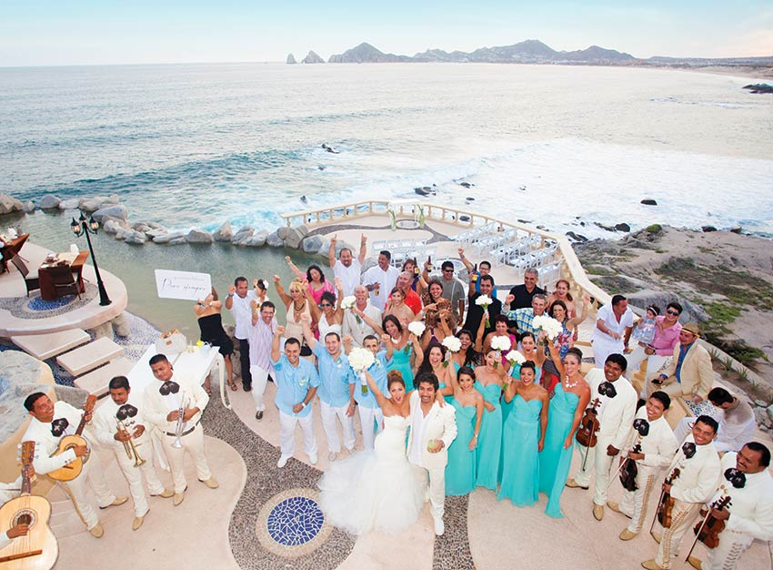Sunset Da Mona Lisa Boasts One Of The Most Views In All Los Cabos