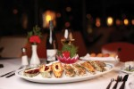 The oyster sampler at Lorenzillo's features the chef's favorite preparations.